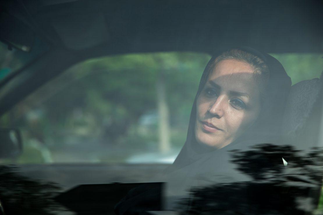 Zahra, la taxista iraní