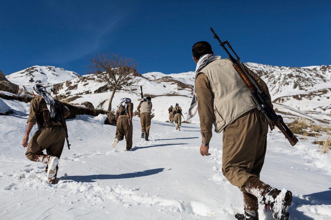 La lucha kurda por la supervivencia
