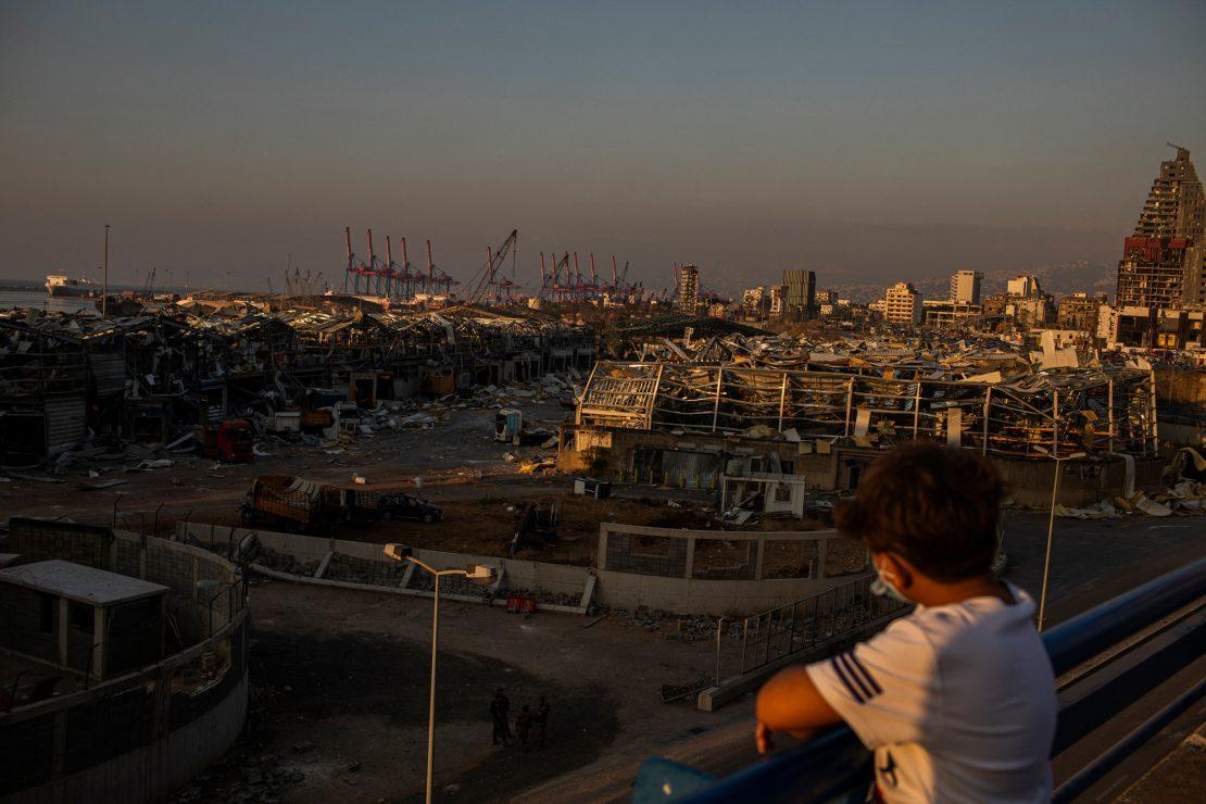 Líbano culpa a los políticos