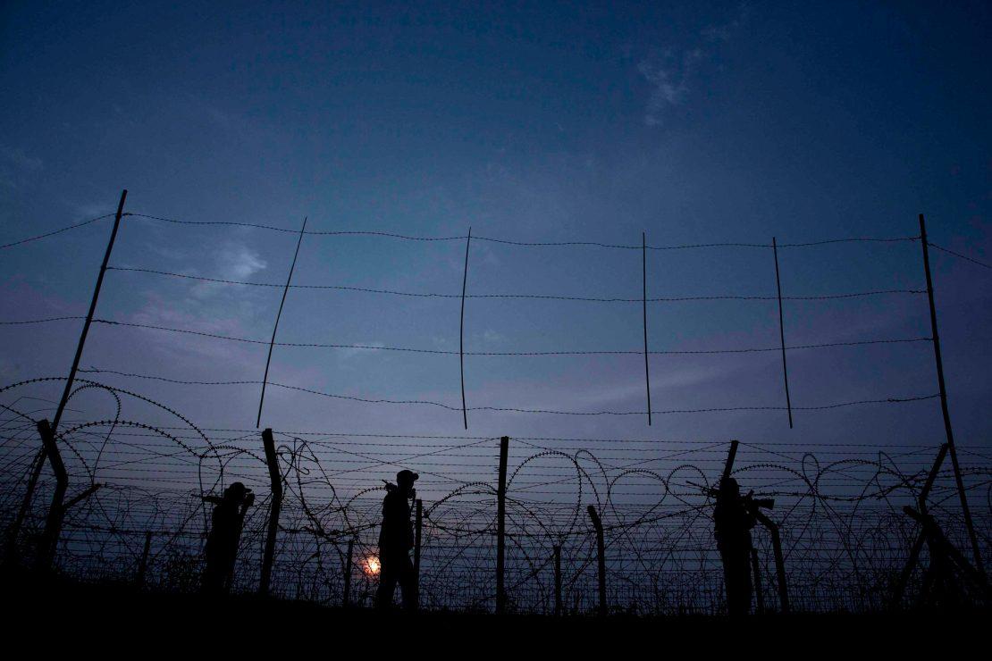 Una frontera para explicar la nueva India
