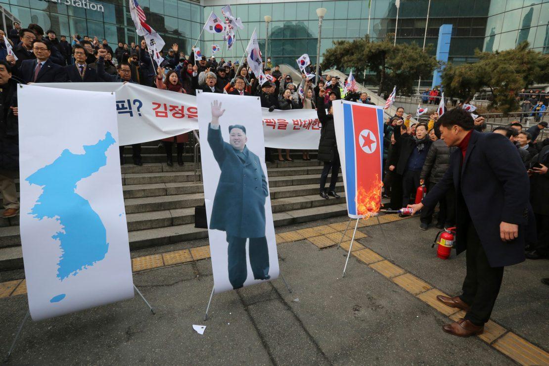 La Guerra Fría resucita en Corea