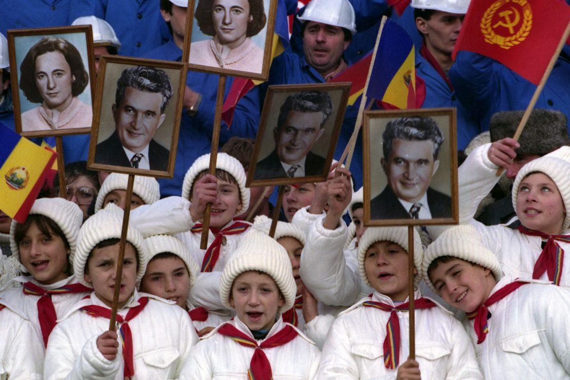 Generación Decreței: los hijos de Ceaușescu