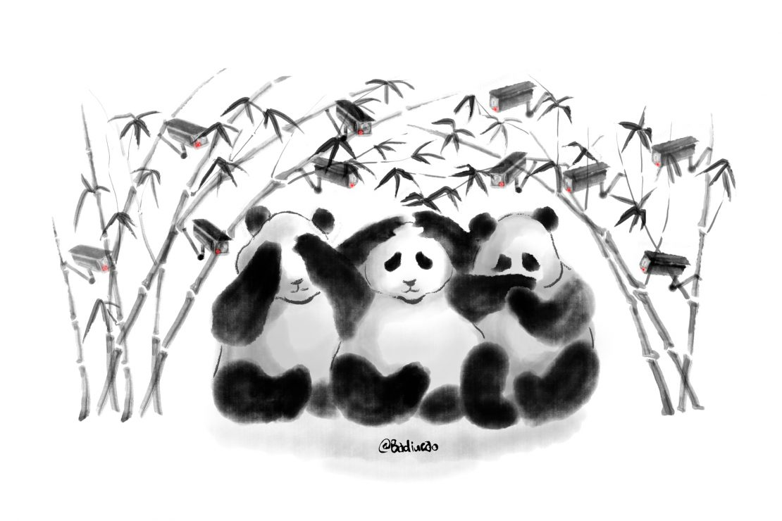 Badiucao, 'enfant terrible' de la disidencia china