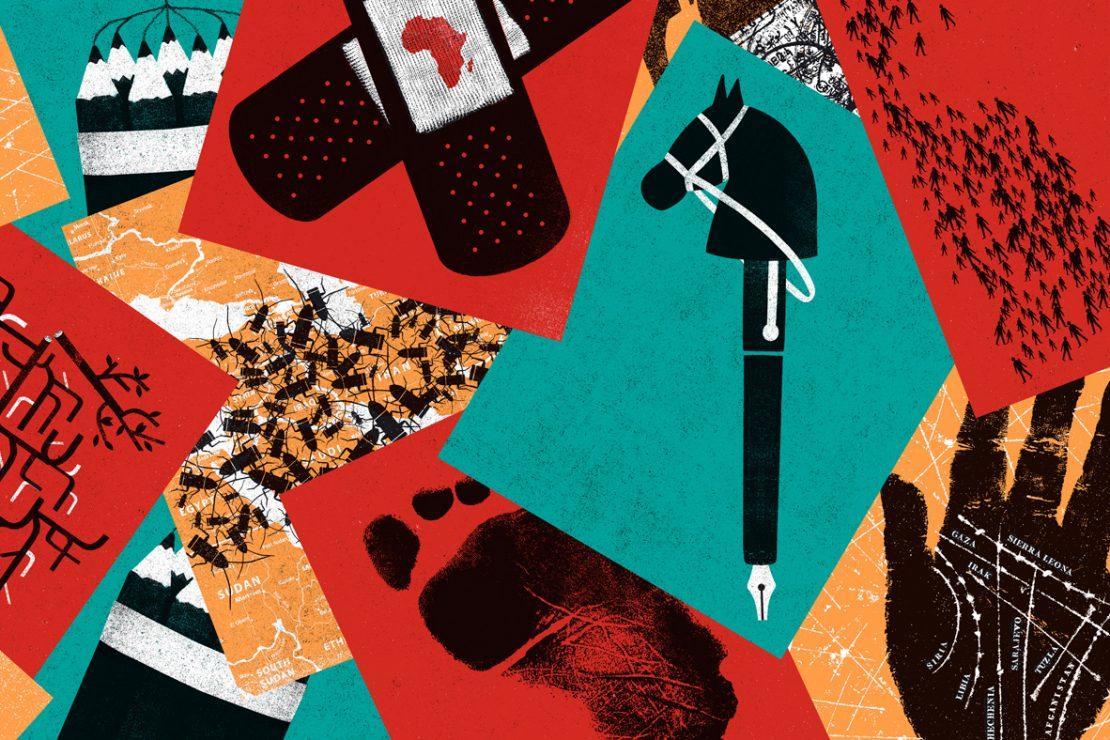 Cambia el foco: ilustraciones y libros 5W para esta Navidad