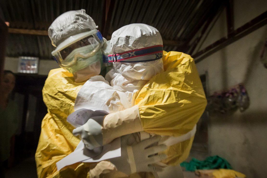 Ébola: el factor humano