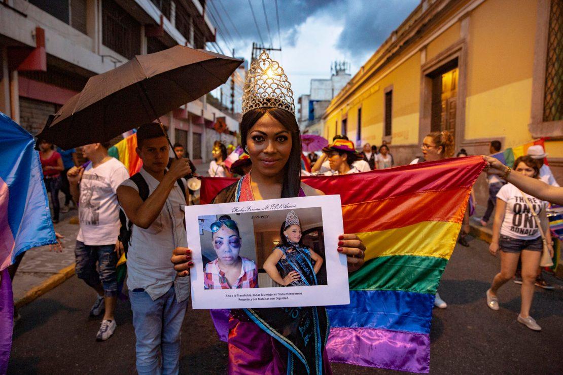 Ser LGTBI en Honduras