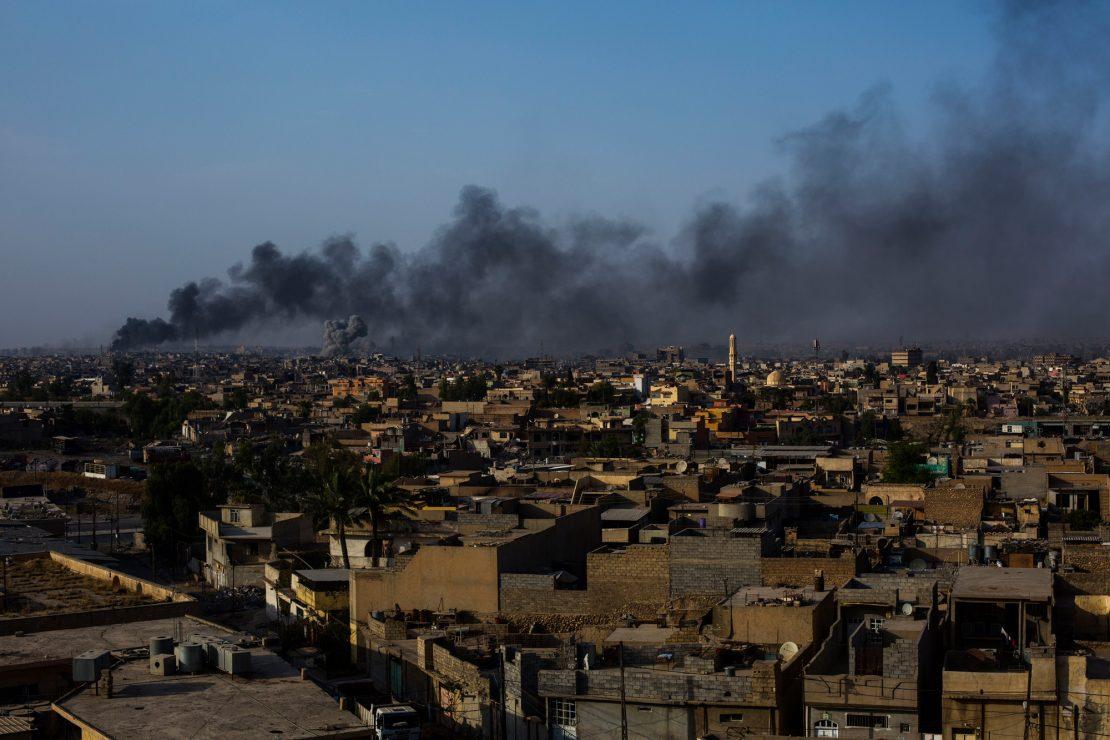 Cae Mosul, sigue el califato