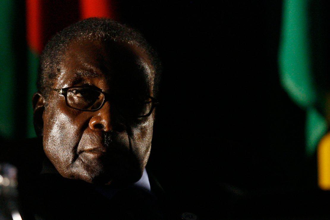 El día que Mugabe cayó