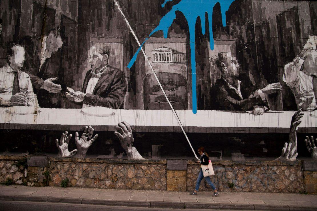 Las ruinas de la austeridad griega