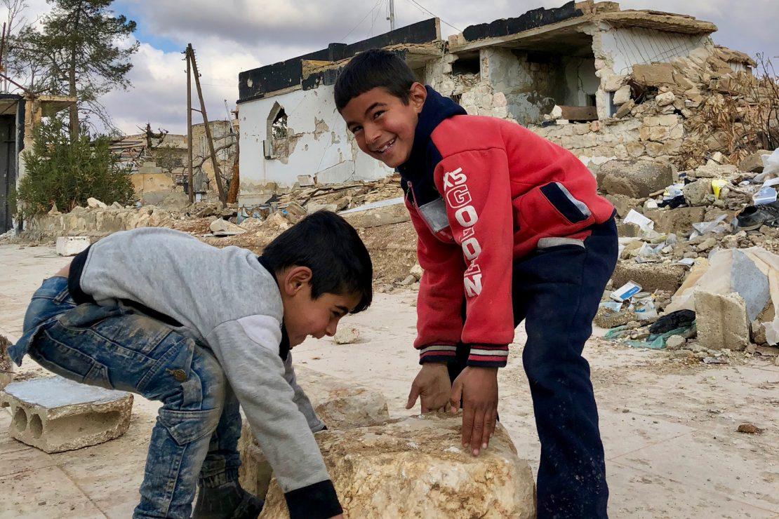 Las cenizas del califato