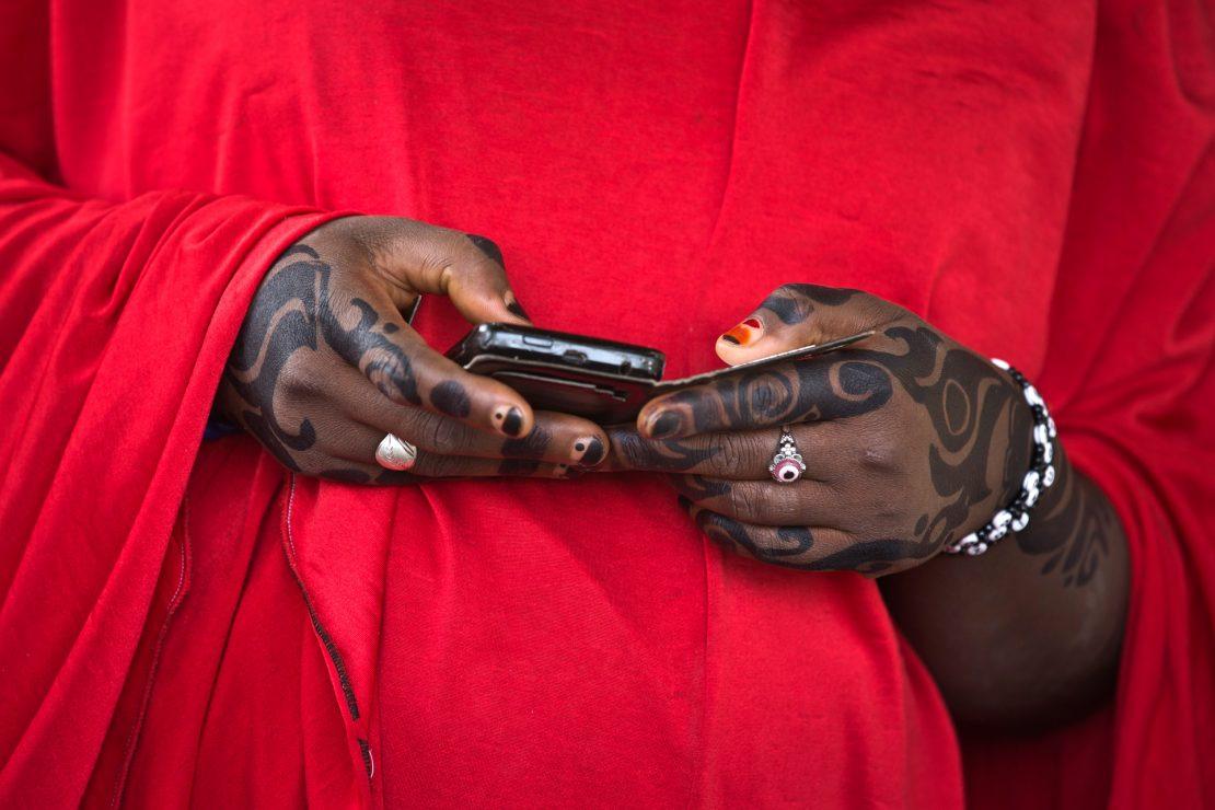 África: así en las redes como en las calles