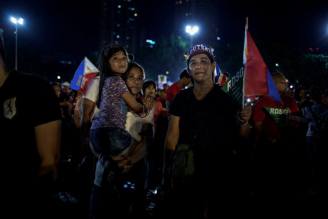 La Filipinas de 'El Castigador'