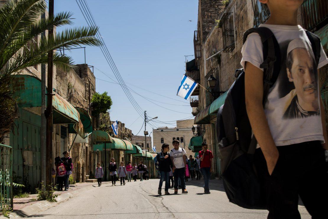 Ser árabe en el Estado judío