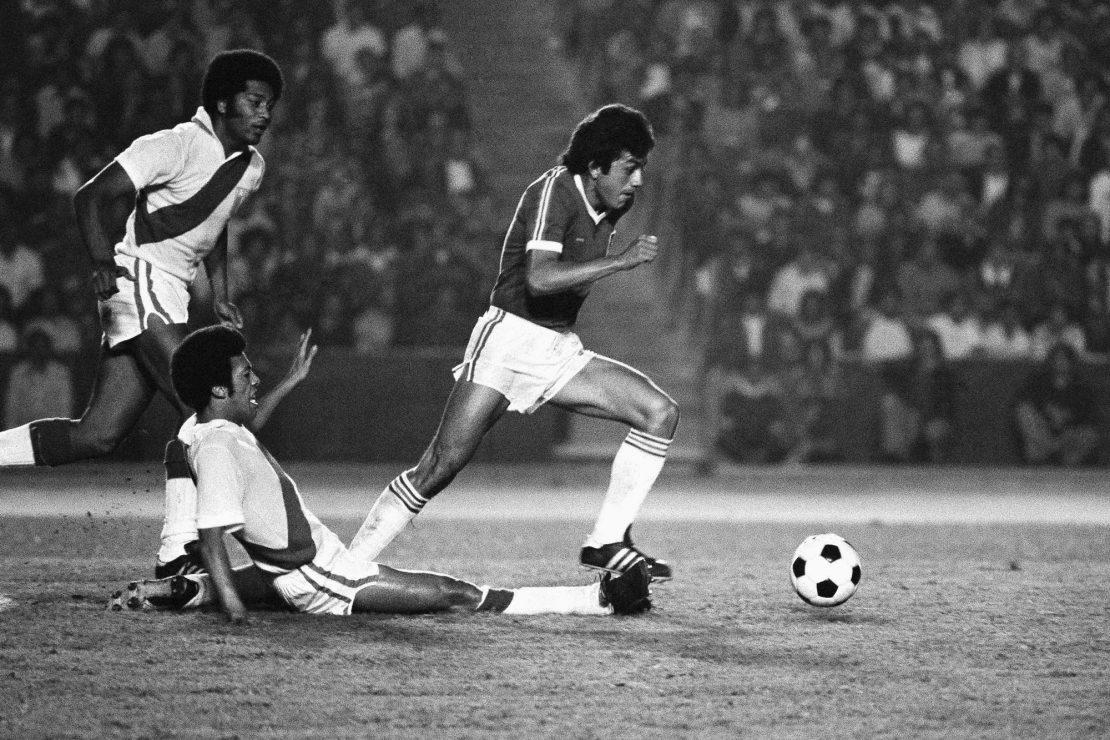 Perú en el Mundial, 36 años después