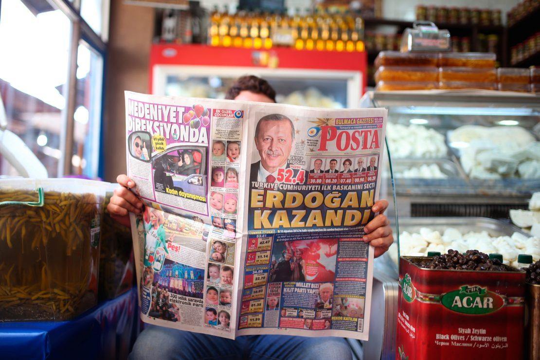 La nueva victoria de Erdogan en Turquía
