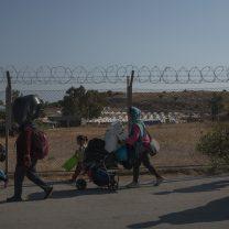 El derribo psicológico a los refugiados de Moria