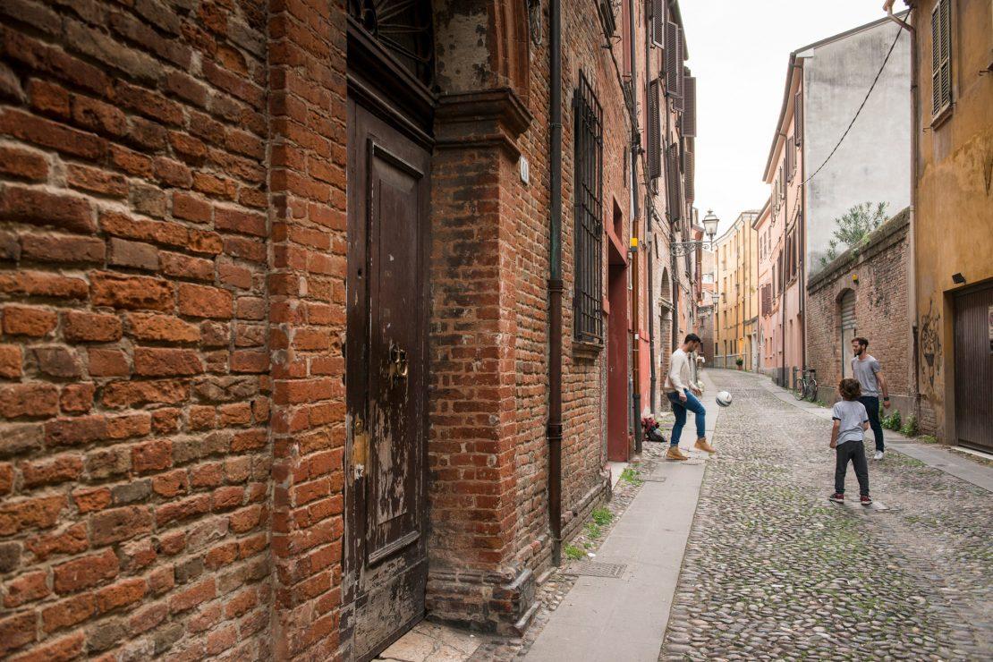 Quedan pocos judíos en Ferrara