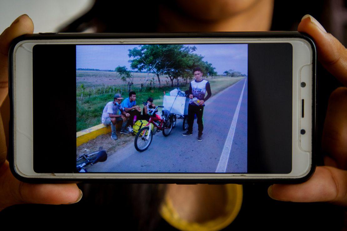 Volver a Venezuela en bicicleta
