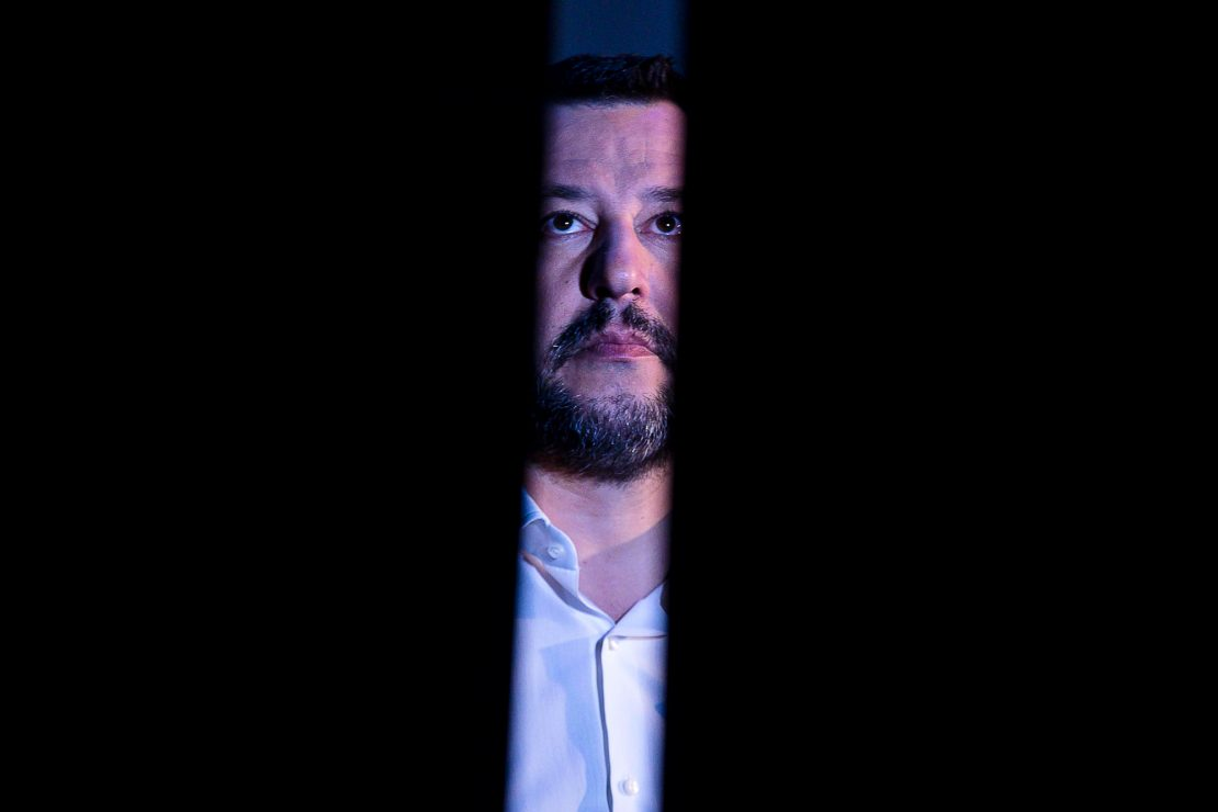 Salvini primero