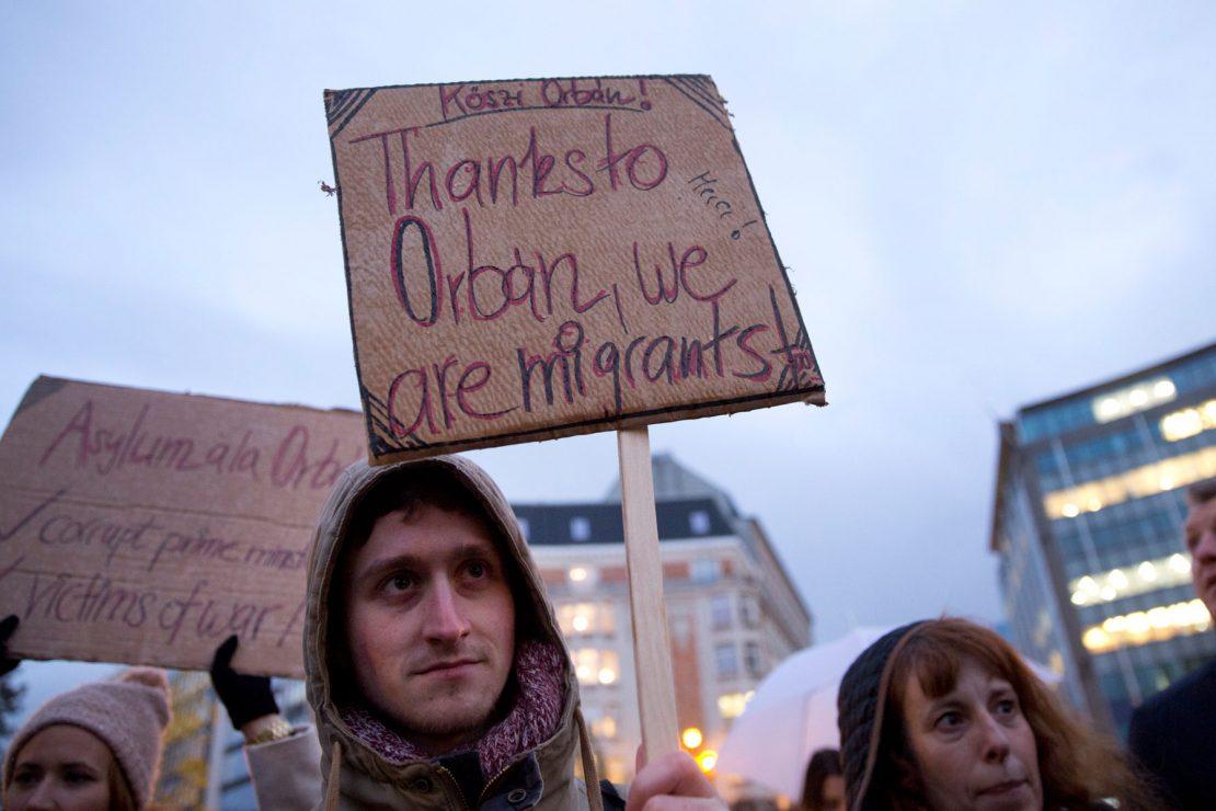Inmigración y poder: la Hungría de Orbán