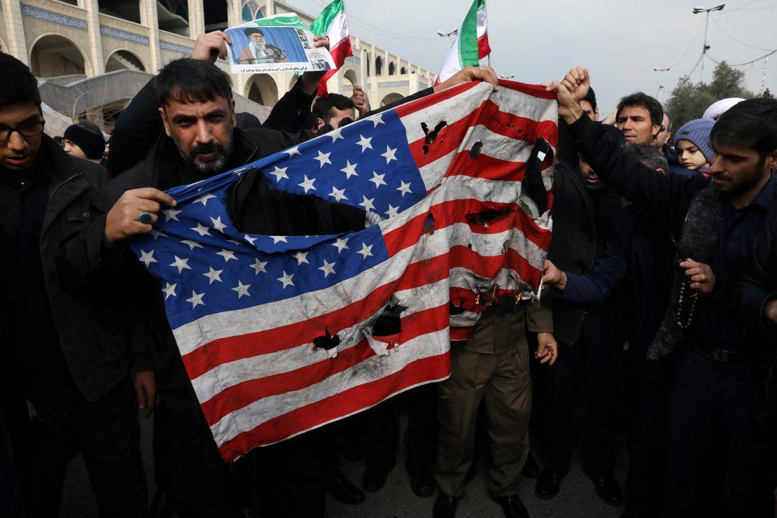 Irán tras la muerte de Suleimani