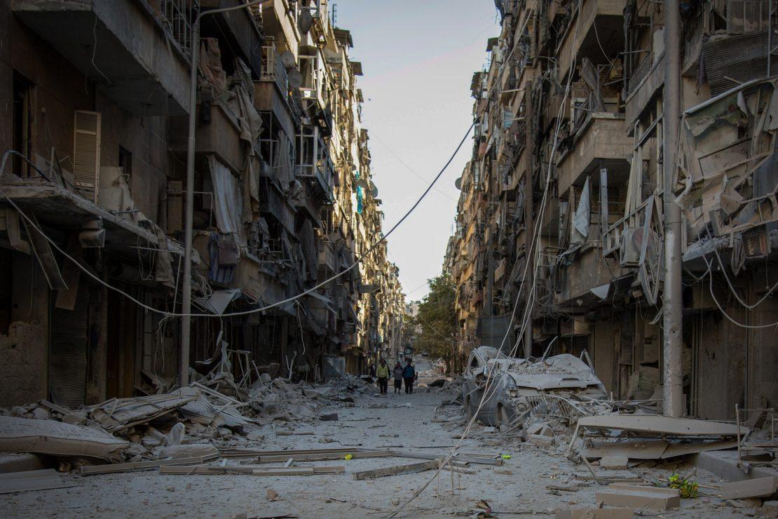 Alepo: el símbolo de la guerra siria