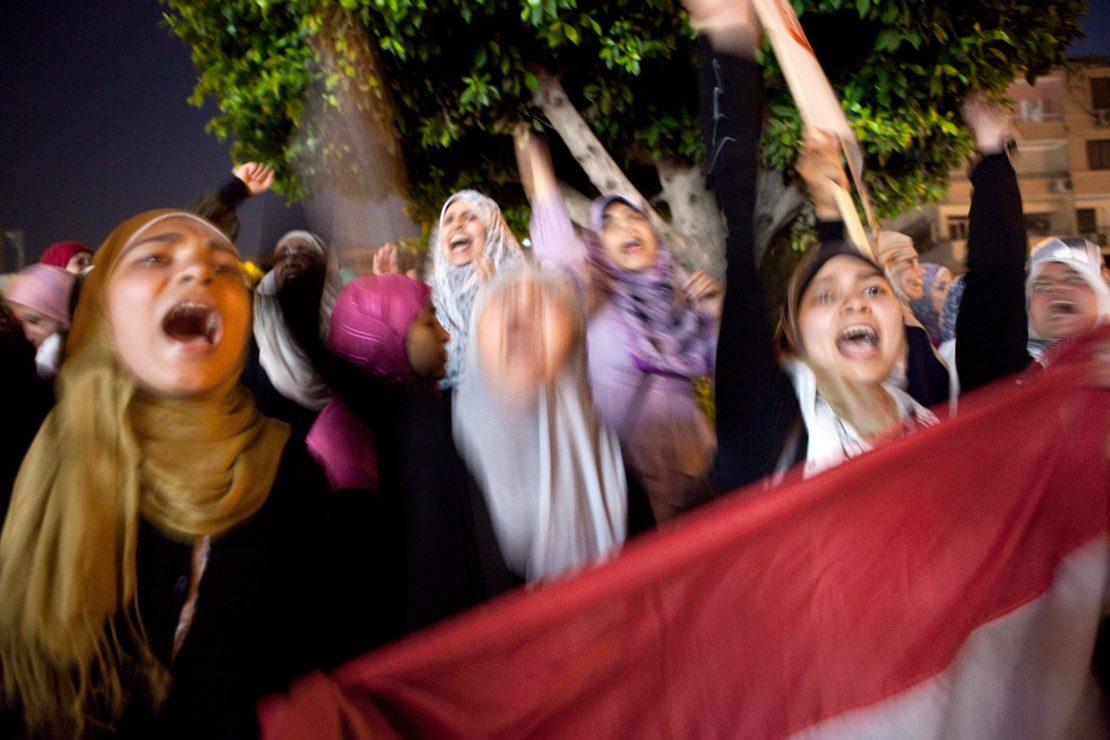 Egipto: Ya no queda nada de Tahrir