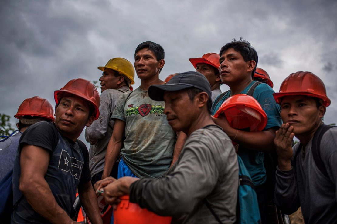 'Un niño manchado de petróleo', premio Gabo 2018