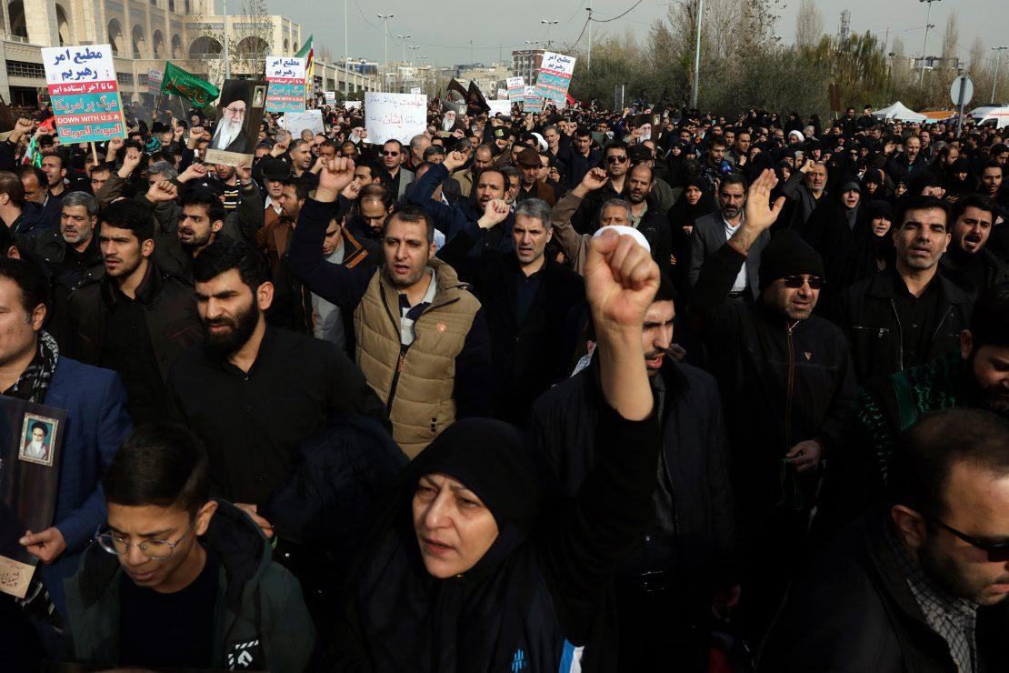 La relación entre Irán y Estados Unidos