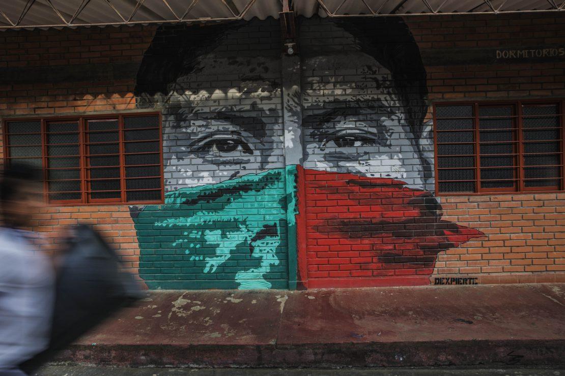 Colombia: La paz en el aire