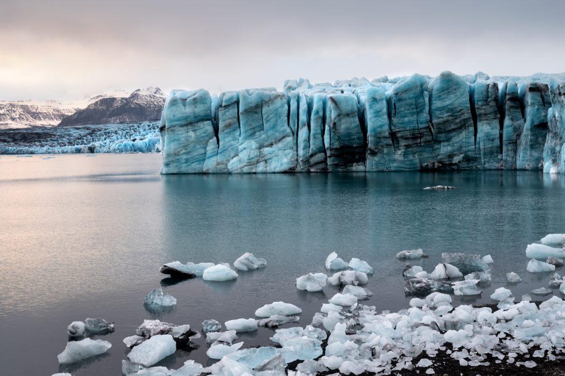 El derretimiento del Ártico