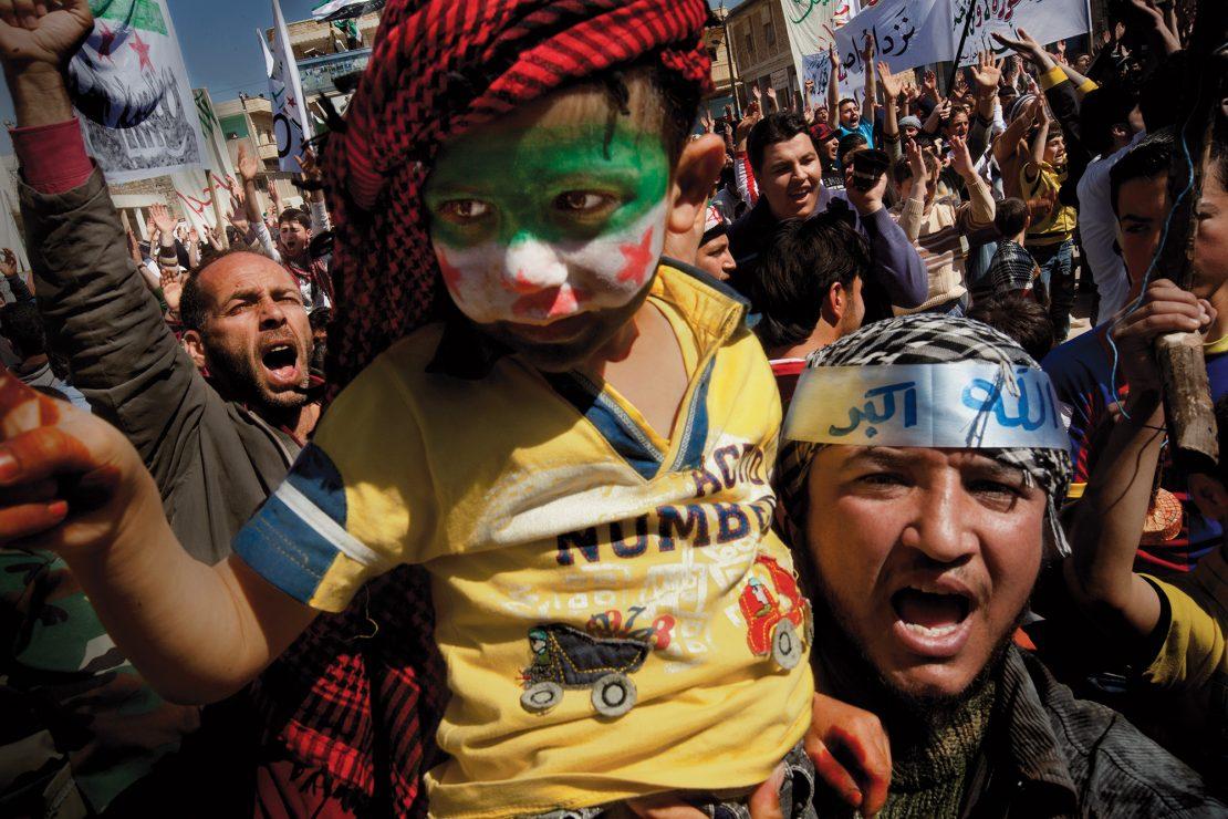 Deshielo con Irán y oleada de refugiados a Europa