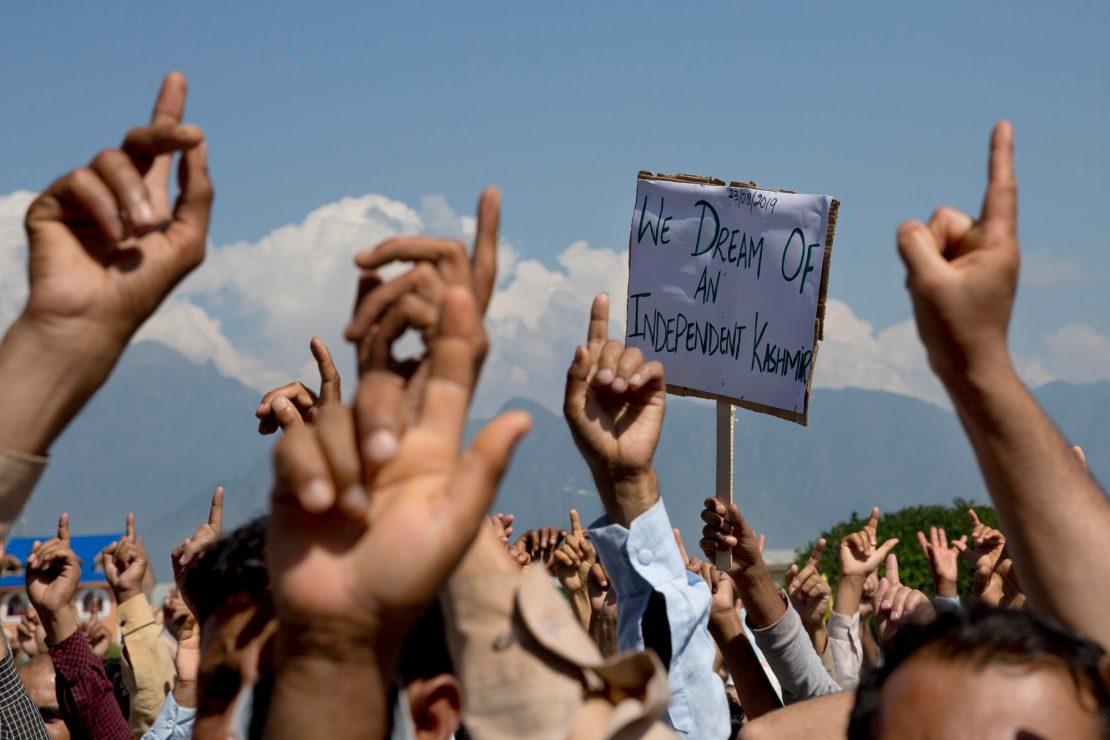Cachemira: setenta años de división