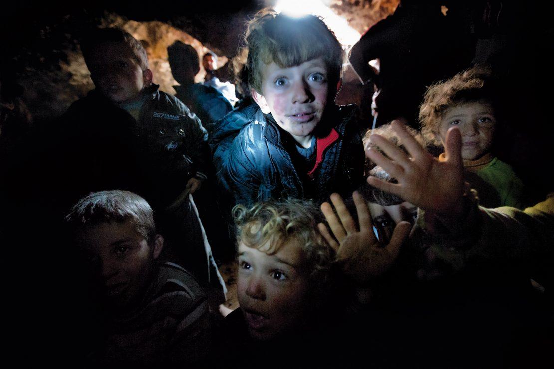 Siria: Una herida de guerra entre Oriente Medio y Europa