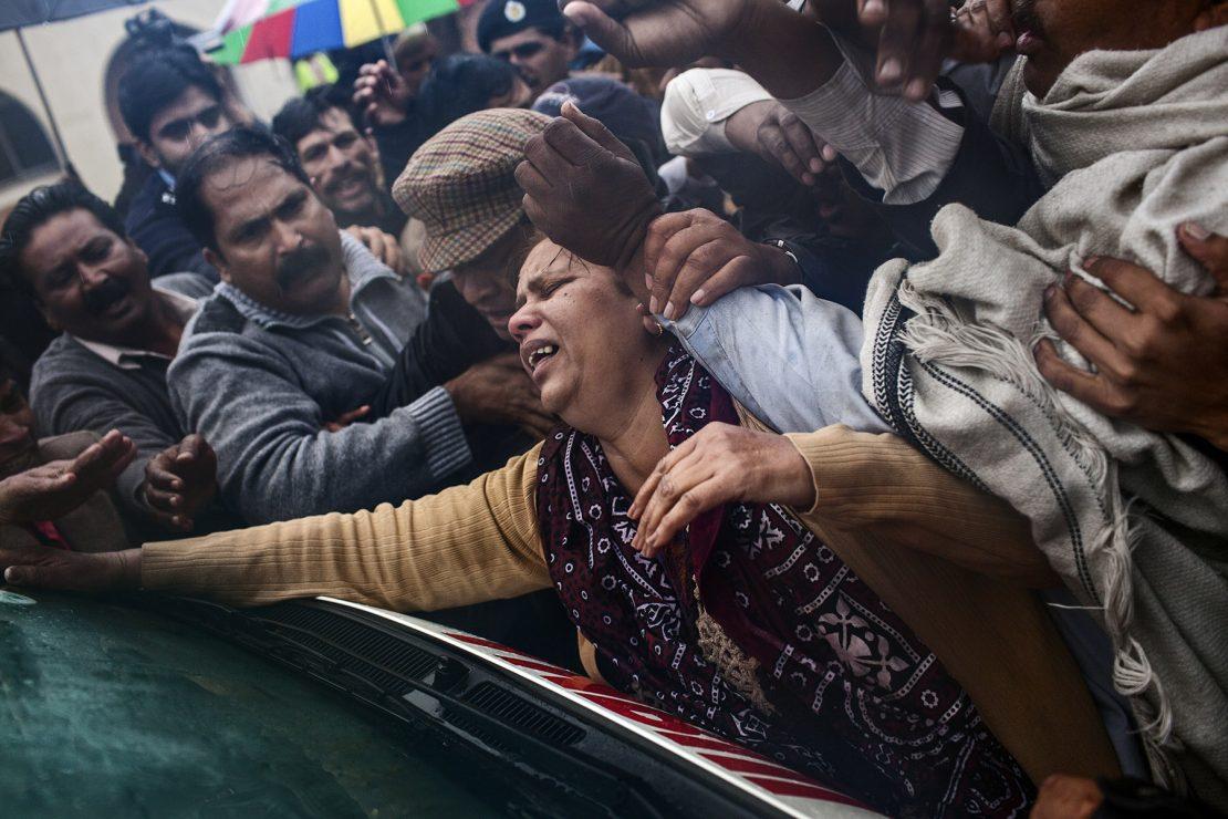 Los atentados silenciados de Pakistán