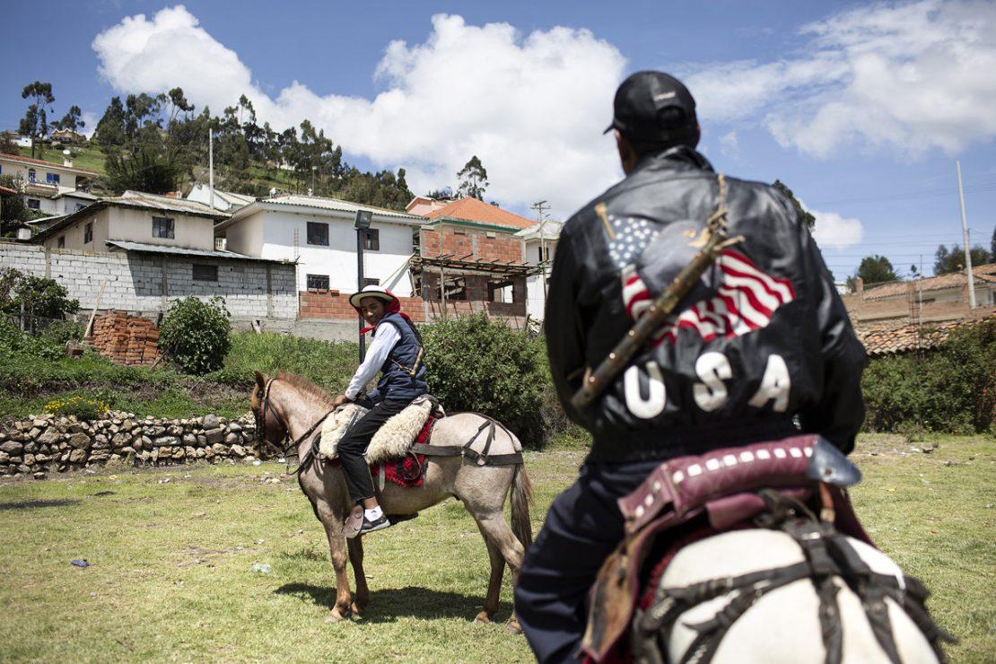 Ecuatorianos desaparecidos en su ruta hacia EEUU