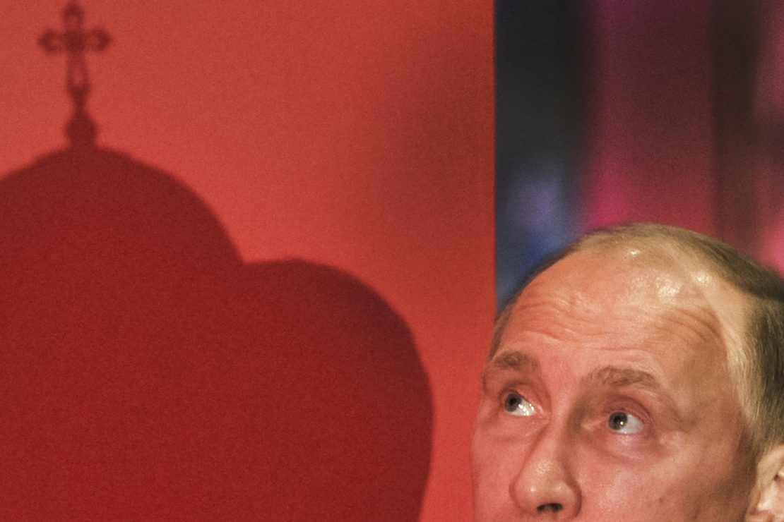 La Rusia de Putin