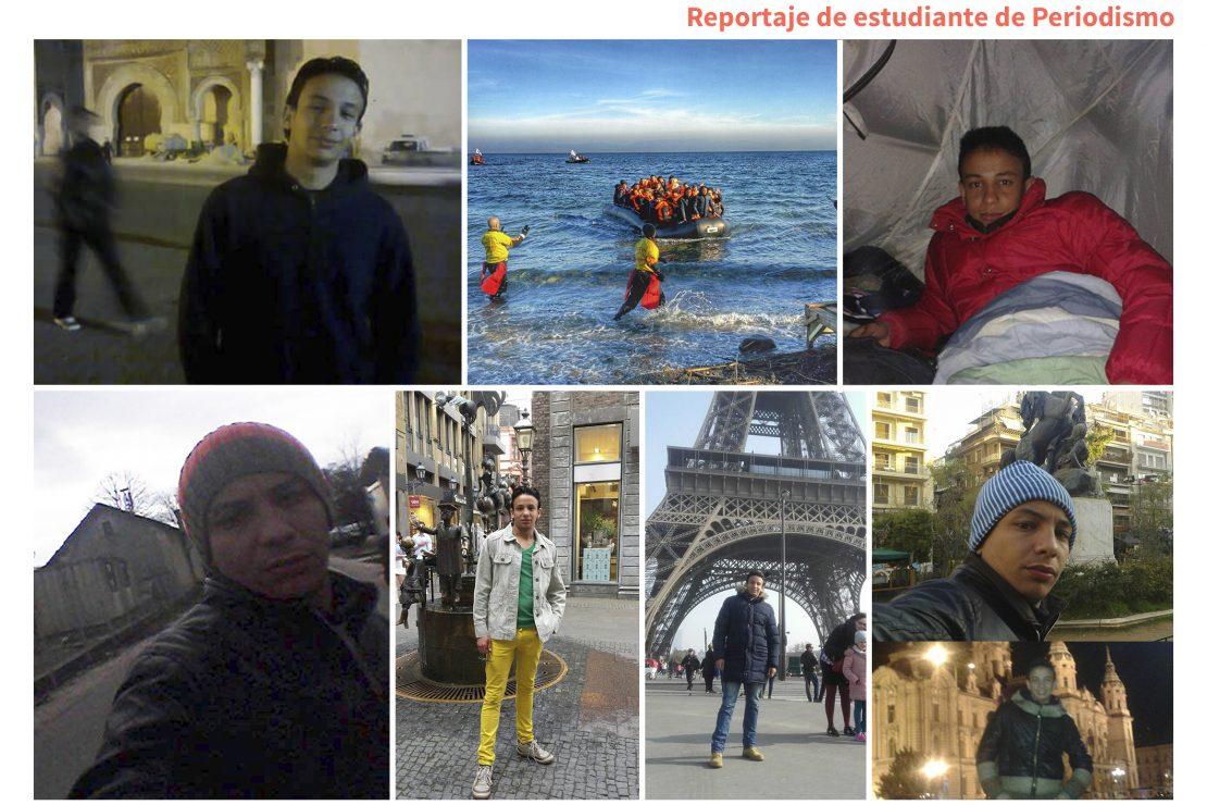 Diario de un marroquí en la ruta de los refugiados