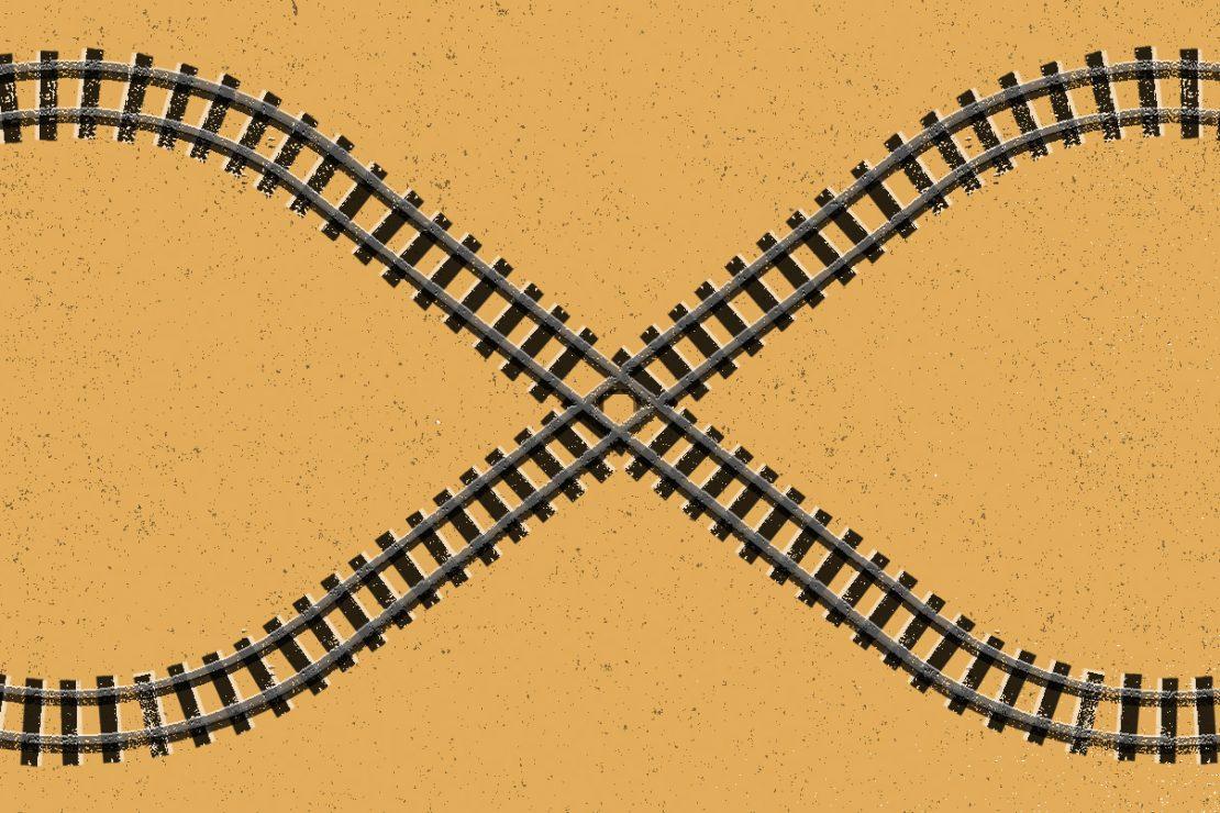 El tren invisible de Libia
