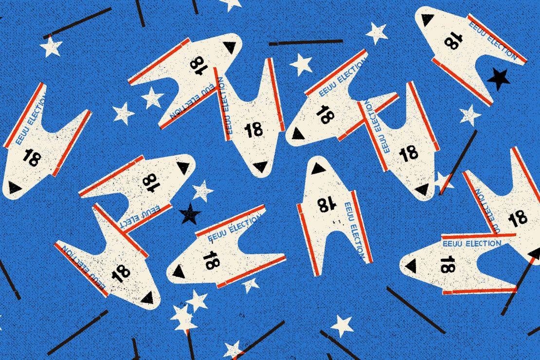 EEUU: el voto de la Generación Z