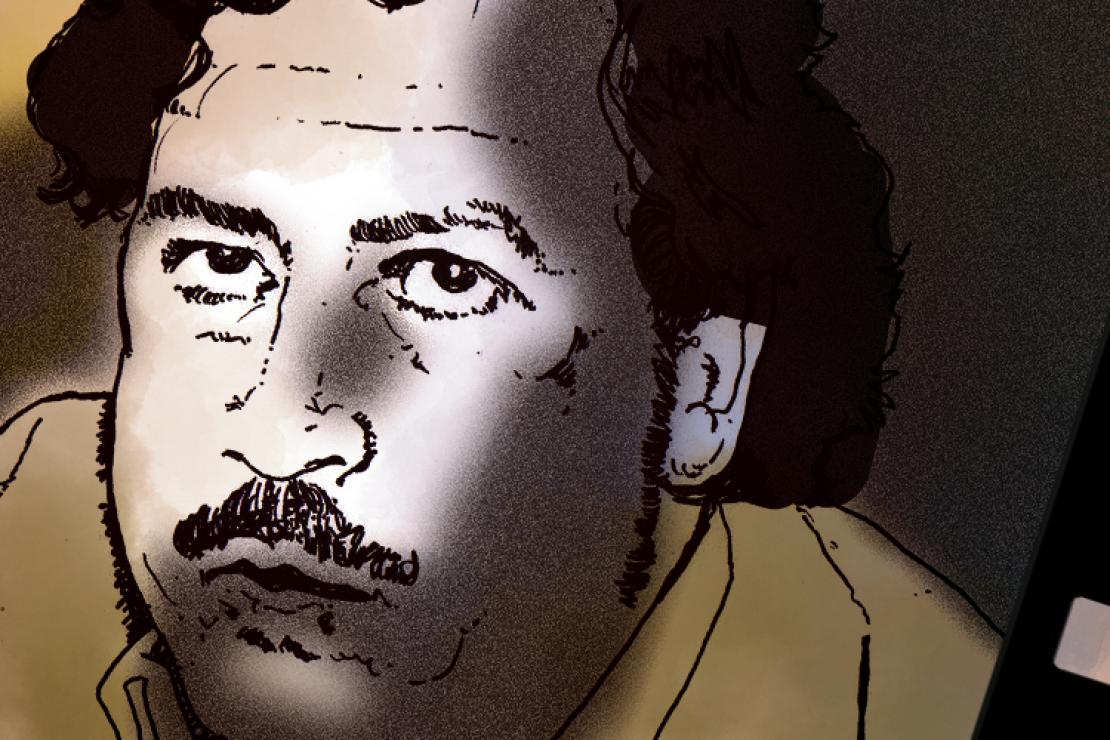 El reportero que venció a Pablo Escobar