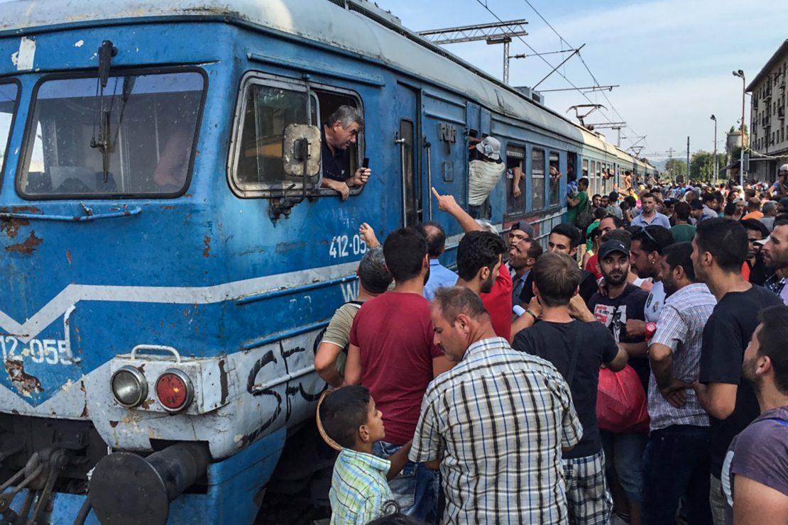 Europa descubre el continente de los refugiados