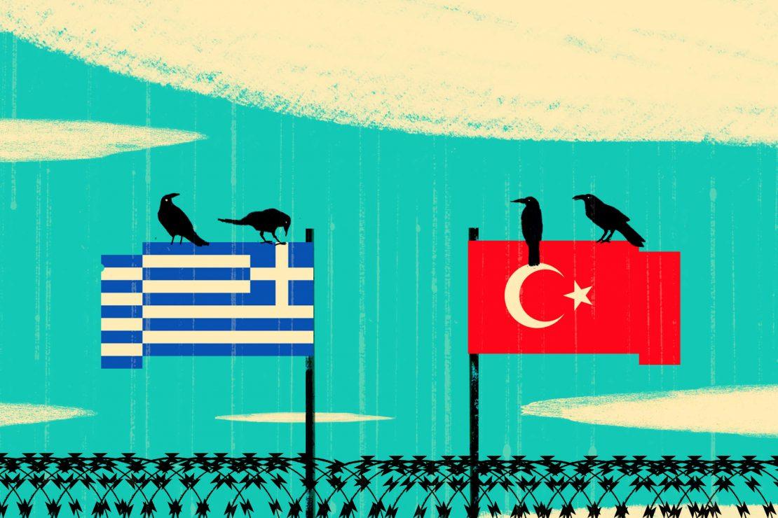 Sínora: viaje a la frontera entre Grecia y Turquía