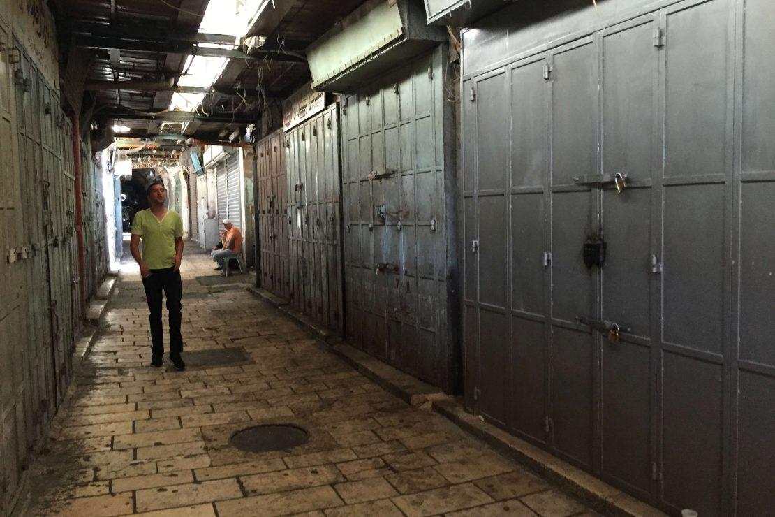 La revuelta de Al Aqsa