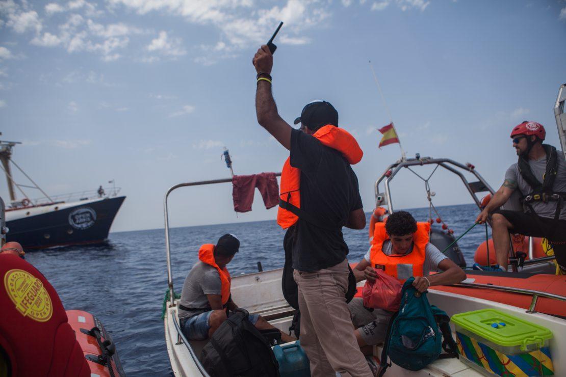 Mediterráneo: Italia y Malta se pasan la pelota