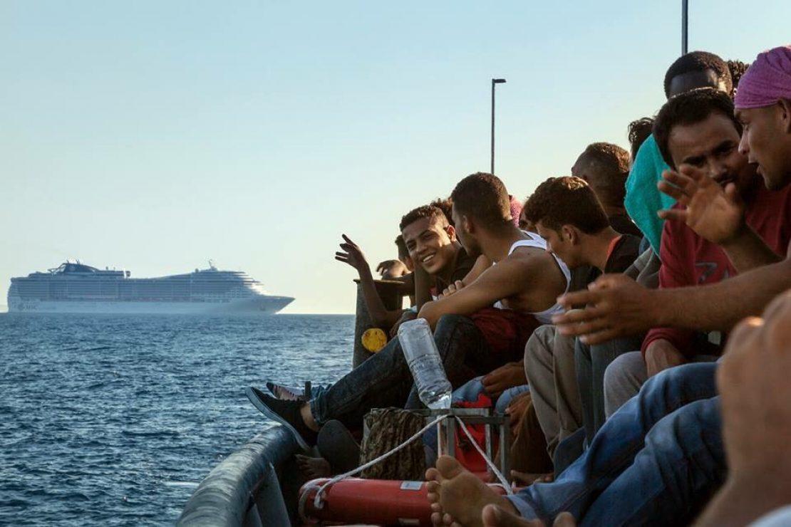 Mediterráneo: el debate que rompe Europa