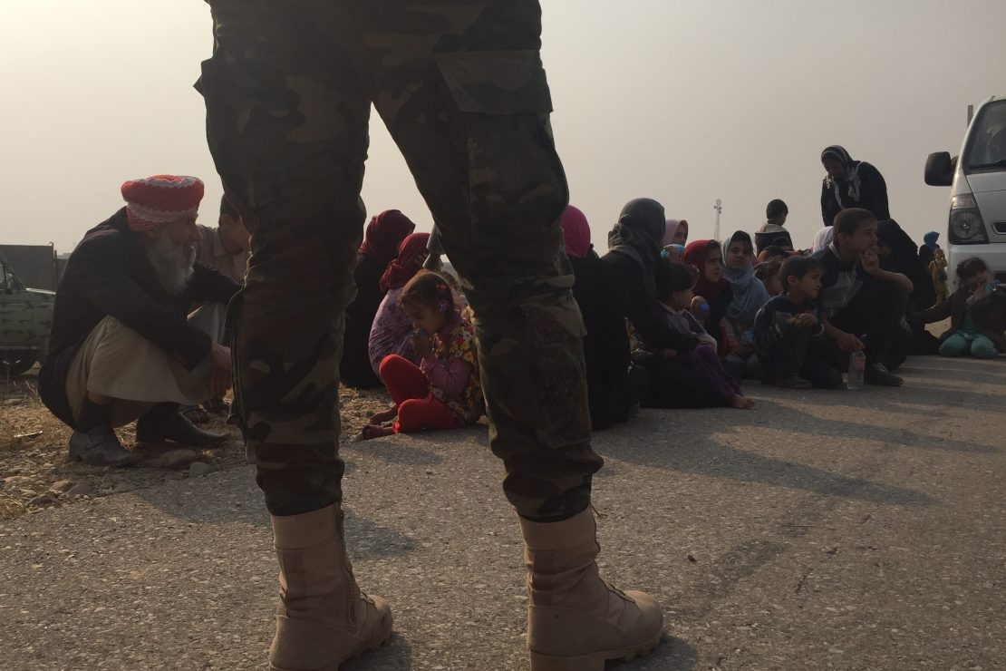Periscope Mosul