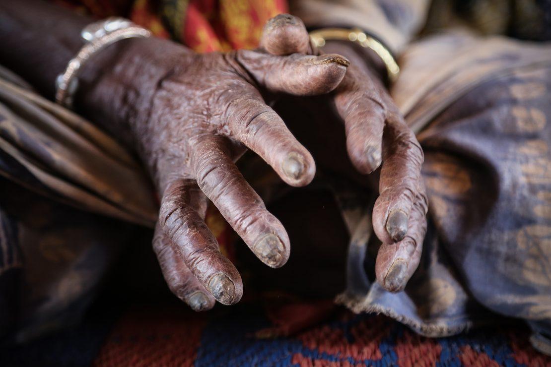 La abuela del lago Chad