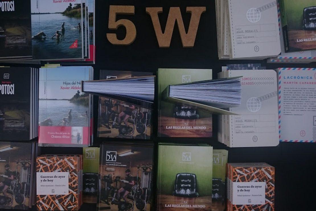 Diez libros de periodismo internacional