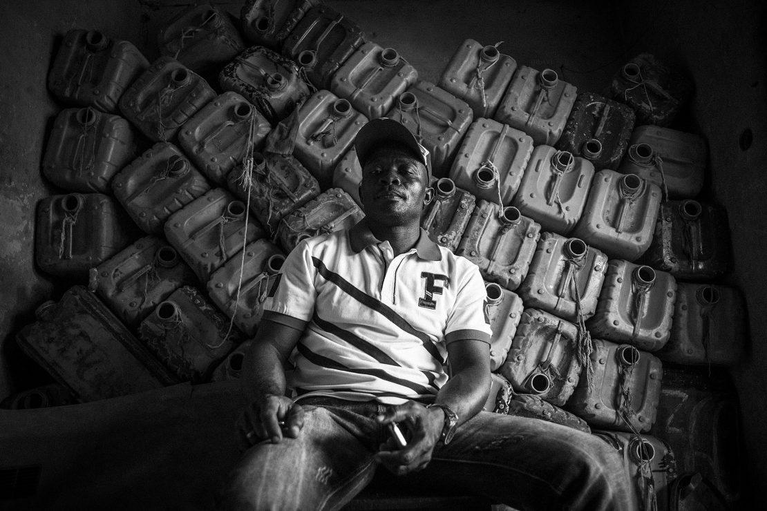 El cártel de la gasolina en Benín